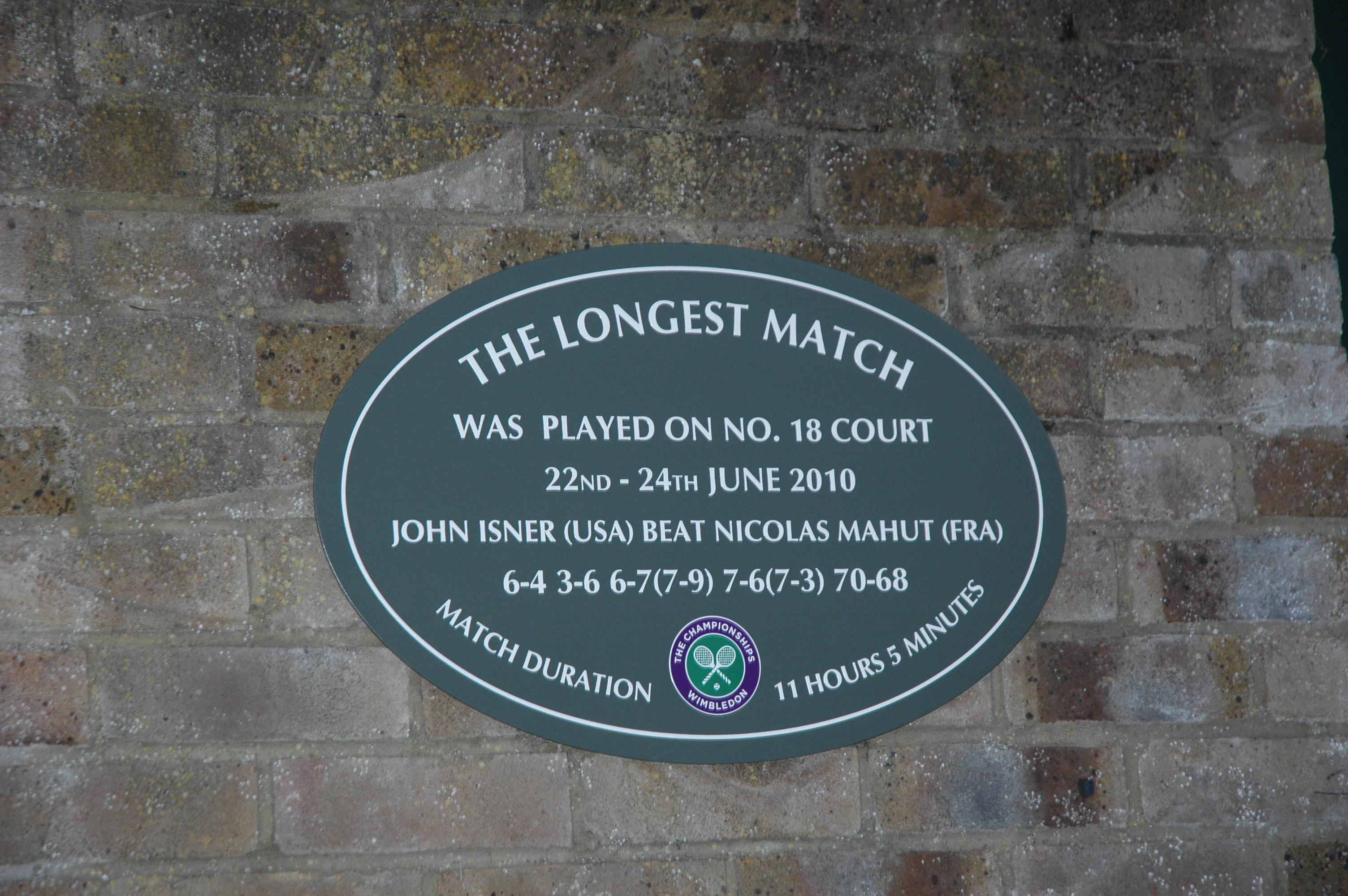 Wimbledon Madebygary